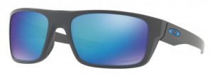 Okulary OAKLEY DROP POINT Matte Dark Grey / Prizm Sapphire Polarized oo9367-06