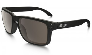 Okulary OAKLEY HOLBROOK Matte Black / Warm Grey oo9102-01