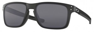Okulary OAKLEY HOLBROOK MIX Matte Black / Grey oo9384-01