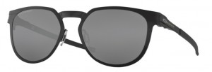 Okulary OAKLEY DIECUTTER Satin Black / Black Iridium Polarized  oo4137-05
