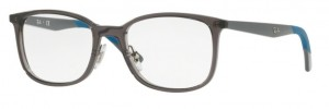 Oprawki RAY-BAN 7142 Transparent Grey ORX7142-5760